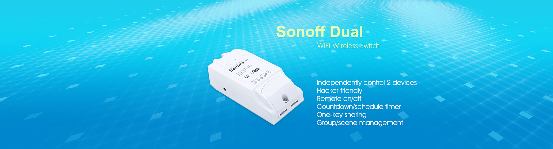 Sonoff Dual