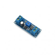 12V DELAY TIMER SWITCH MODULE ADJUSTABLE 0 TO 10 SECONDS