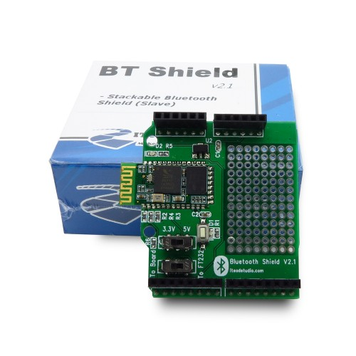 Arduino Uno Rev3 - Shield for Arduino - Seeed Studio