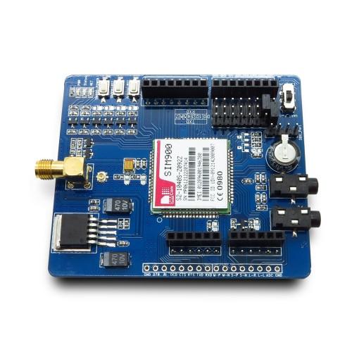Seeduino GPRS / GSM shield - Netduino 2 and