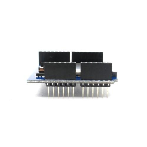 Arduino Shields Manual - RobotShop - Robot Parts